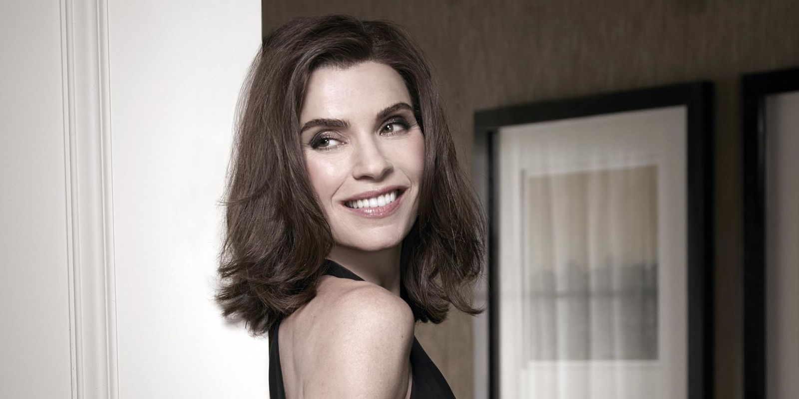 did julianna margulies just let slip that the good wife is ending?