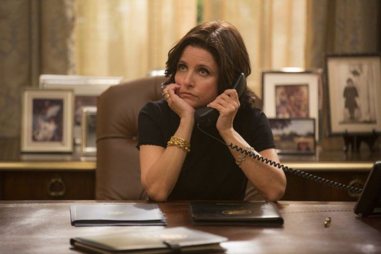 HBO announced in 2017 that the Emmy Award-winning political comedy would end with season seven, before the season was postponed until 2019 for for Julia Louis-Dreyfus's treatment for breast cancer.