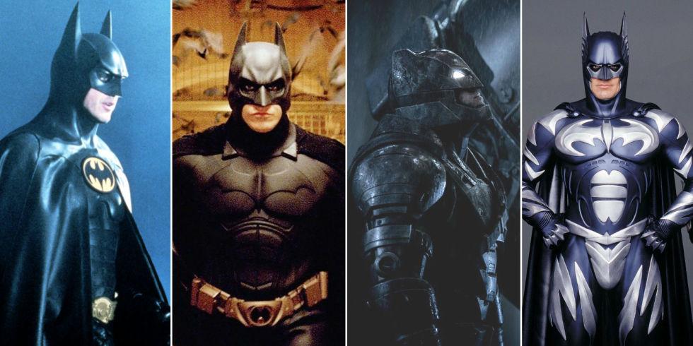 Batman ranked: Keaton, Bale, Affleck and Clooney
