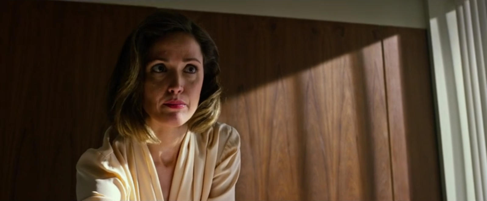 X-Men: Apocalypse: Rose Byrne is back as Moira MacTaggert in the first clip for the superhero movie