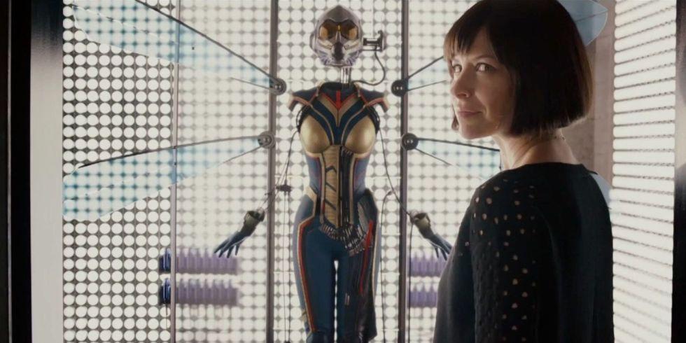 wasp ant man ile ilgili görsel sonucu