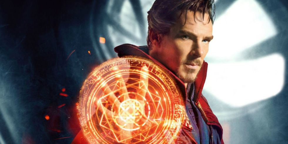Image result for benedict cumberbatch as dr. strange