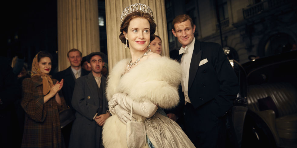 Emmy Awards - Claire Foy - The Crown