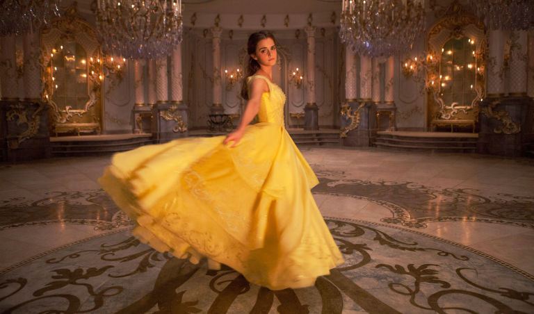 The New Belle Doll from Beauty and the Beast
