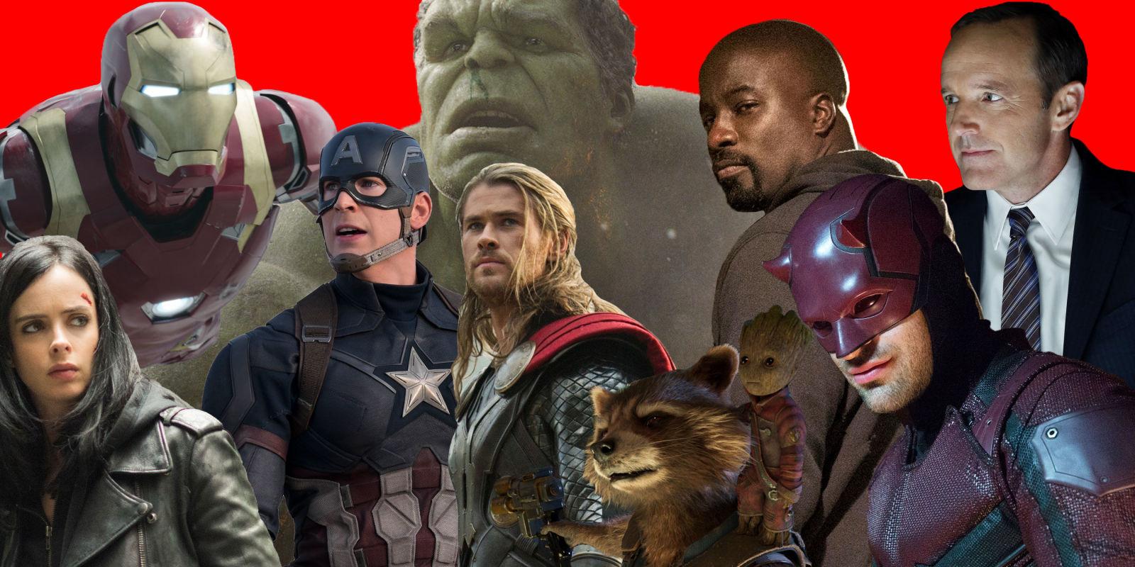 Image result for Marvel is taking over world cinema