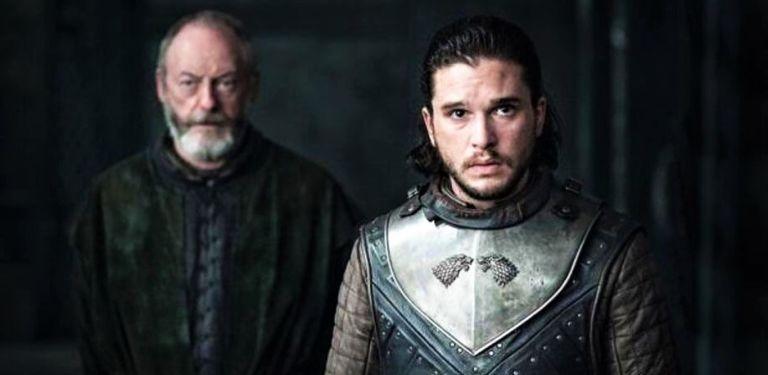 Juego de tronos, s07 e03: ¿Jon Snow y Davos Seaworth doblarán la rodilla?