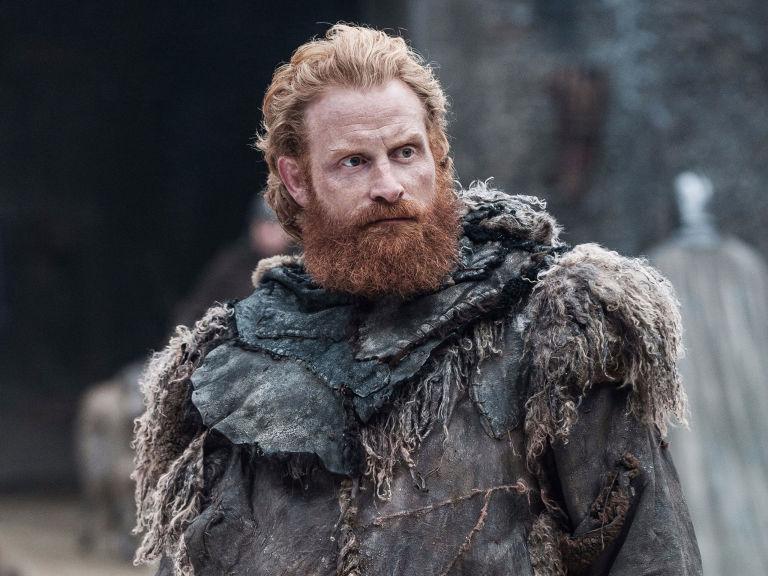 Kristofer Hivju como Tormund en Juego de tronos