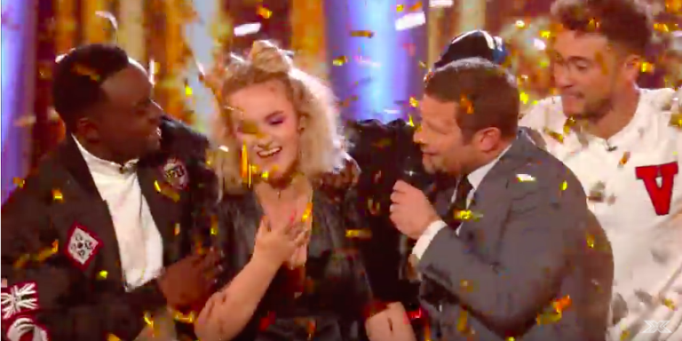 The X Factor 2017 Grace Davies Wins First Prize