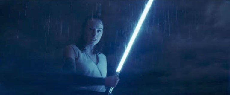 Daisy Ridley, Rey, Star Wars: The Last Jedi