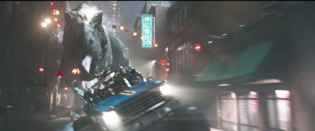 T. Rex in Ready Player One