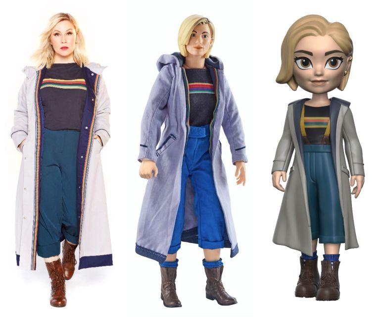 Doctor Who series 11 merchandise