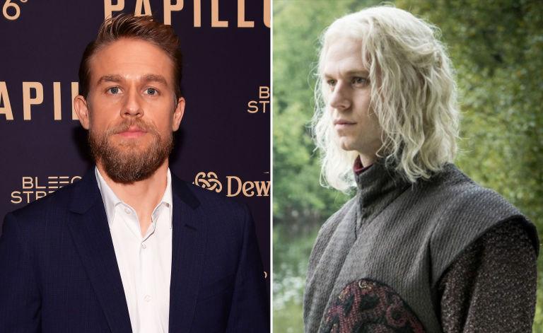Charlie Hunnam, Rhaegar Targaryen, Game of Thrones, Actors turned down roles