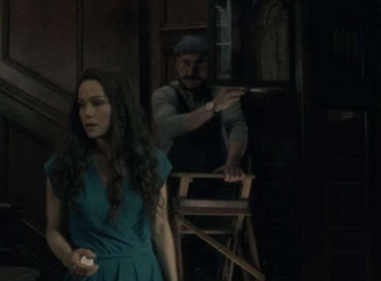 Image result for haunting of hill house images olivia and poppy
