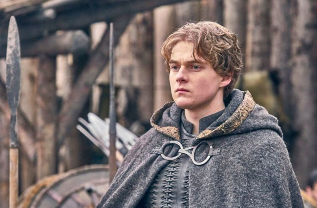 The Last Kingdom Timothy Innes as King Alfred's heir Edward