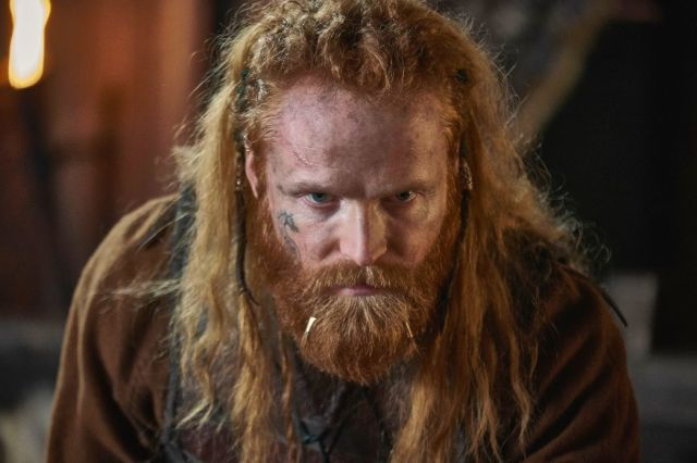 The Last Kingdom Magnus Bruun as Cnut