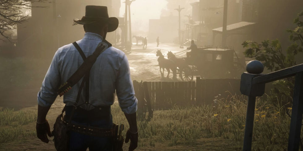 Red Dead Redemption 2 Cheats Now Available With Save Wizard On The